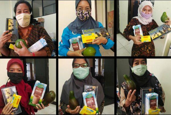 BNNP Kalimantan Timur - Perkuat Imun Tubuh, Ka.BNNK Balikpapan Berikan Extra Fooding kepada Personil