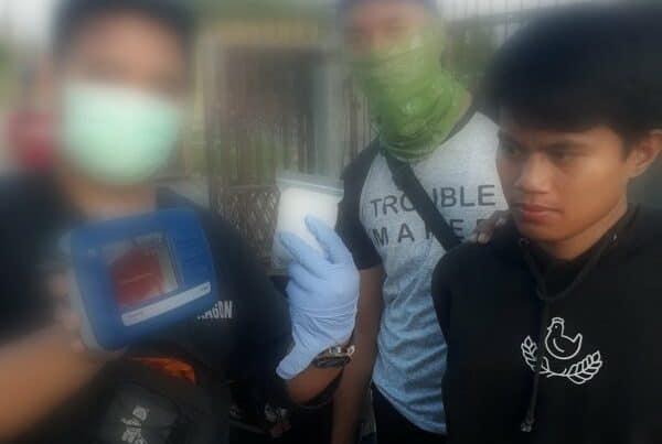 BNNP kalimantan Timur - Virus Corona Tak membuat takut para pengedar Narkoba di kaltim