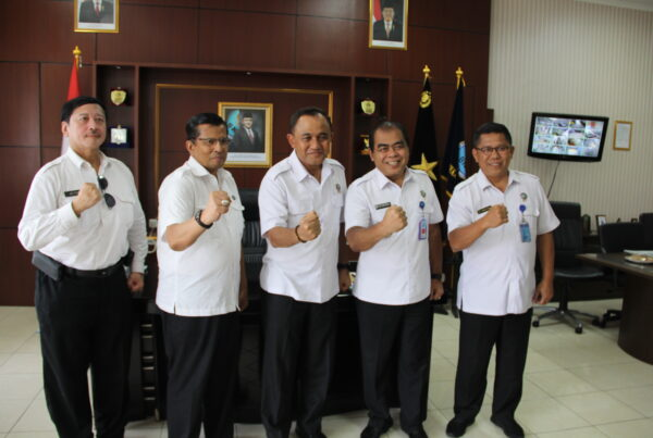 Dengan semangat Berantas Narkoba Di Bumi Kalimantan Timur