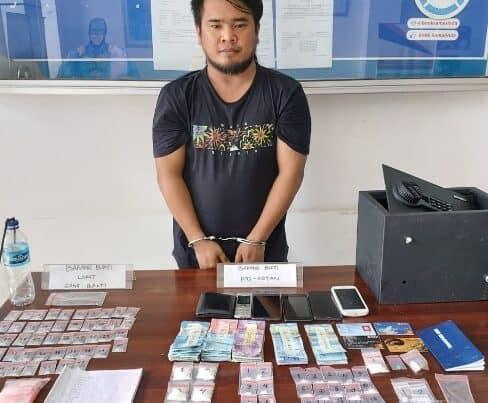 BNNP Kalimantan Timur - Virus Corona tak membuat takut para Pelaku kejahatan Narkoba terbukti pelaku kejahatan nampaknya tidak takut atau mungkin merasa kenal dengan virus Corona