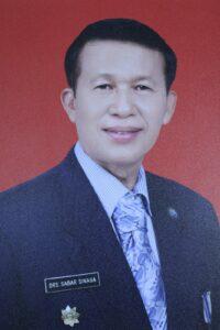 Drs.Sabar Sinaga,M.Si