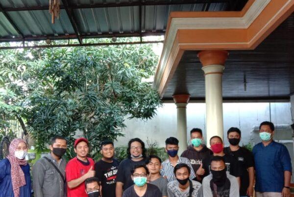 BNNP Kaltim - Klien Diajarin Buat Usaha KOPI Gandeng Kopi Serindit .