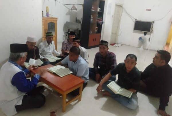 BNNP Kaltim - Upaya Mengubah Perilaku Klien Narkoba DiRumah Damping Borneo BNNP Kaltim dimana penyembuhan melalui pendekatan keagamaan .