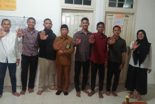 BNNP Kalimantan Timur - Kemetrian Agama Provinsi Kalimantan Timur peduli terhadap Korban Narkoba Dirumah Damping Borneo BNNP Kaltim