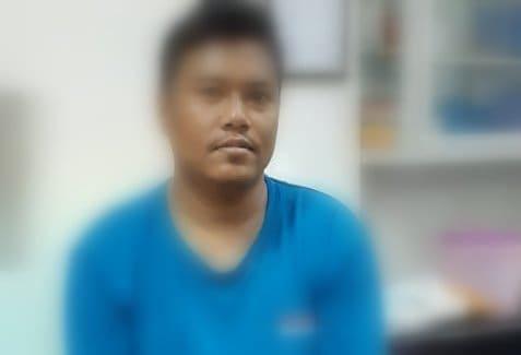 BNNP Kaltim - Tersangka kasus narkoba yang sebelumnya masuk dalam DPO (Daftar Pencarian Orang) oleh BNNK Kota Samarinda ini adalah Muklis als Ulis umur 37 tahun .