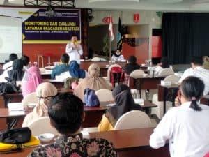 BNNP Kaltim - Strategi Badan Narkotika Nasional Provinsi Kalimantan Timur Dalam Upaya Penanganan Penyalahgunaan Narkoba Adalah Dengan Melibatkan Masyarakat Sejak Deteksi Dini Hingga Penanganan Terhadap Pecandu Dan Korban Penyalahgunaan Narkoba