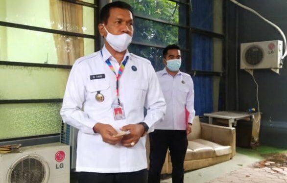 BNNP Kalimantan Timur – Ka.BNNK Berharap, Semua Jajaran Pegawai BNNK Balikpapan Agar Tidak Terlibat Pada Penyalahgunaan Narkoba.