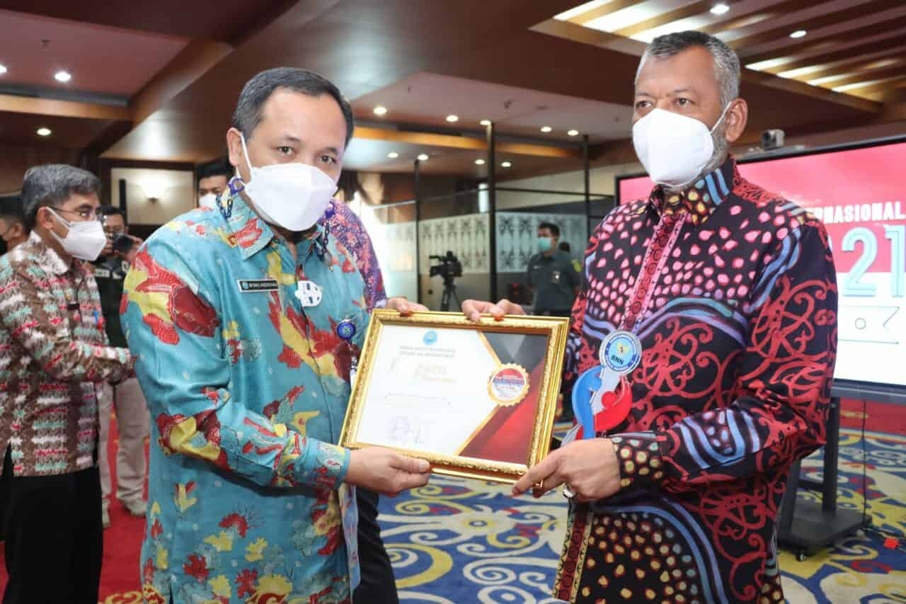 Wakil Presiden Ma'ruf Amin Mengatakan Perang Melawan Narkoba Di Indonesia Memerlukan Kerja Sama Dan Sinergistas Seluruh Pihak Baik Di Tingkat Regional, Nasional, Dan Internasional.